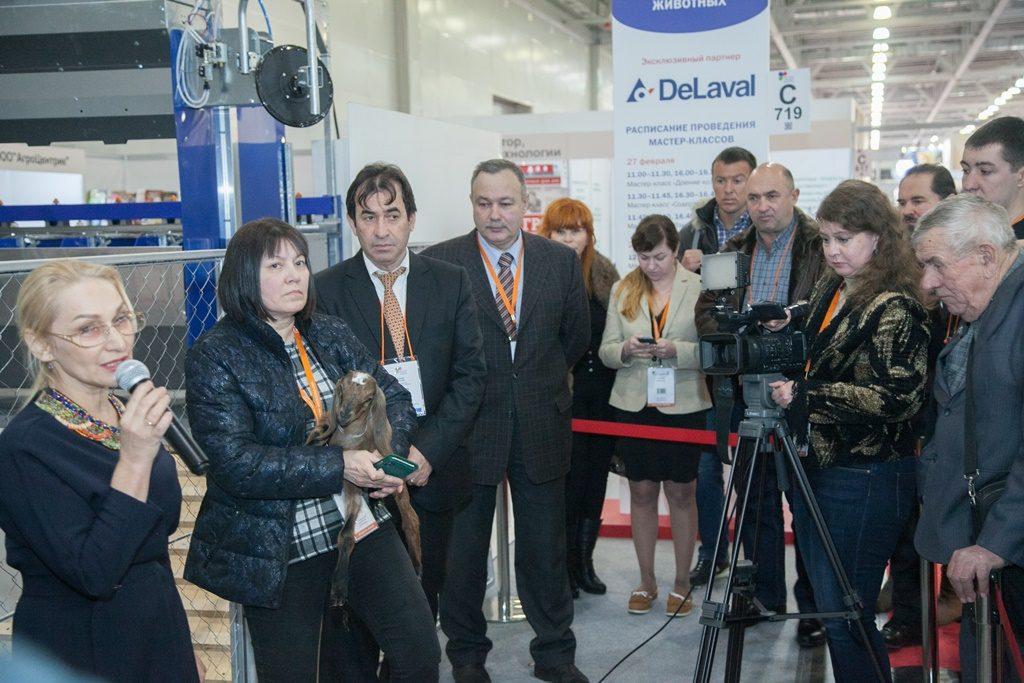 Молочная и Мясная индустрия - 2018 (г. Москва) 16-я Международная выставка