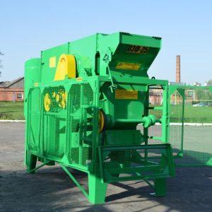 Очиститель зерна фракционный ОЗФ-25