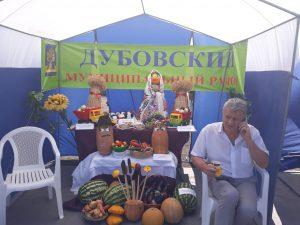 День поля «Волгоградский овощевод» 2018