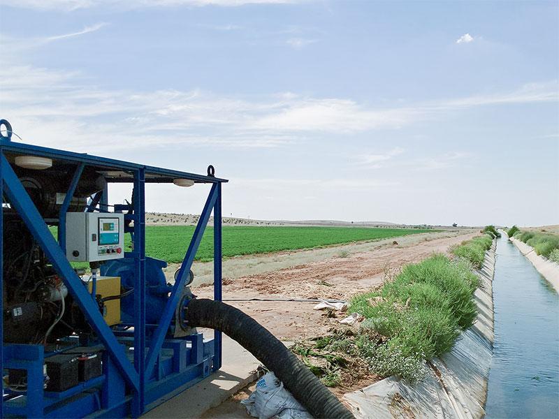 В Волгоградской области орошением земель займутся новые насосные станции