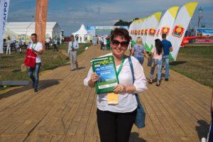 В Липецкой области завершилась агротехнологическая выставка-форум «Всероссийский день поля — 2018» + видео журнал АгроМЕРА