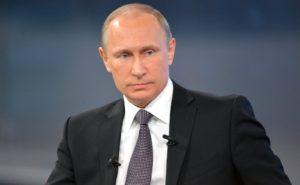 Фермеры приветствуют победу на выборах действующего Президента Владимира Путина