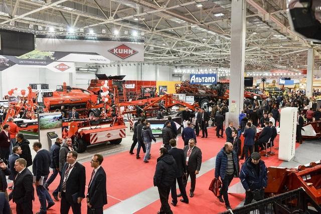 «ЮГАГРО» – уверенный  лидер Общероссийского рейтинга выставок в отрасли сельского хозяйства 20-23 ноября 2018 (Краснодар)