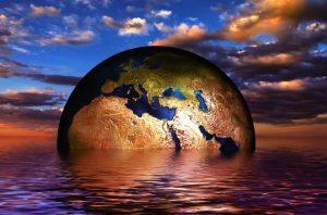 Земную ось сместило глобальное потепление