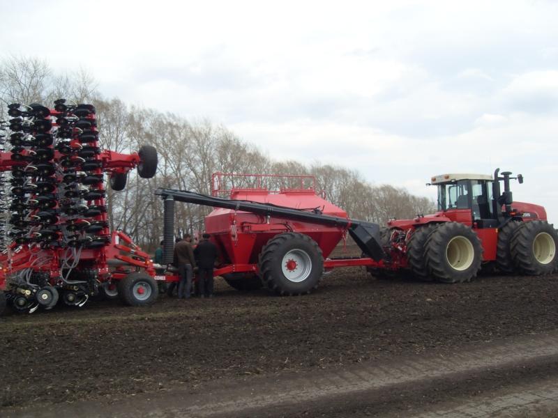 TURBOSEM - эффективное решение для прямого посева