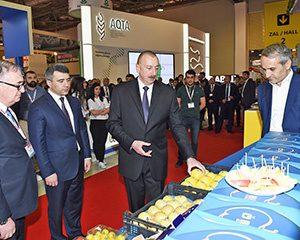 Caspian Agro - 2019 (г. Баку, Азербайджан) 15.05-17.05.2019