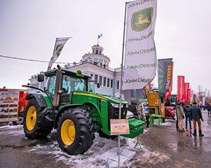 AgriTek/FarmTek Astana - 2019 (г. Астана, Казахстан) 13.03-15.03.2019
