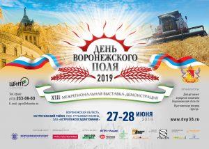 День Воронежского поля 27-28 июля 2019