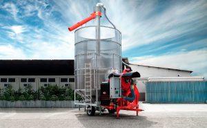 Без зерносушилки в современном АПК не справится ни крупное хозяйство, ни мелкое.