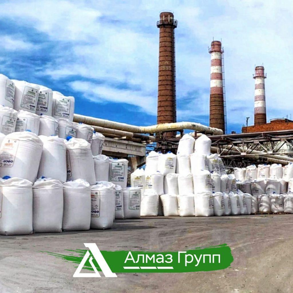 Алмаз Групп увеличил производство агрохимии на 12%